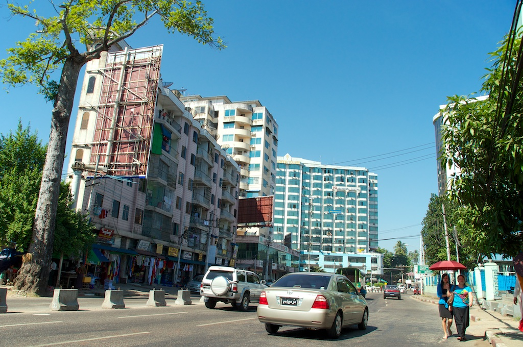 Stukje Yangon