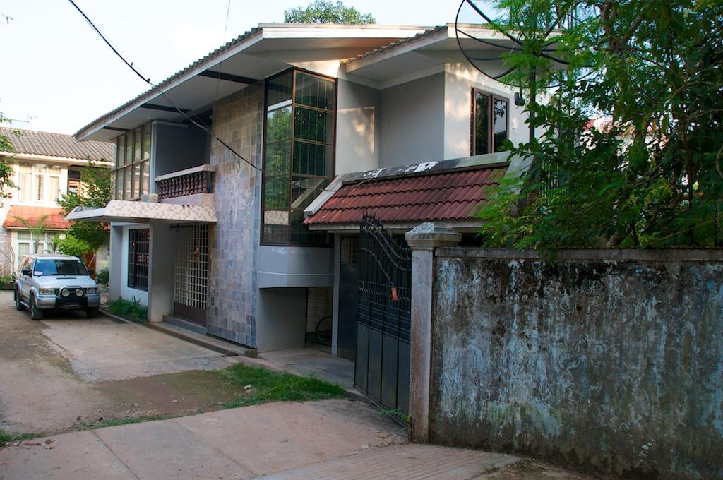 Mieke's huis