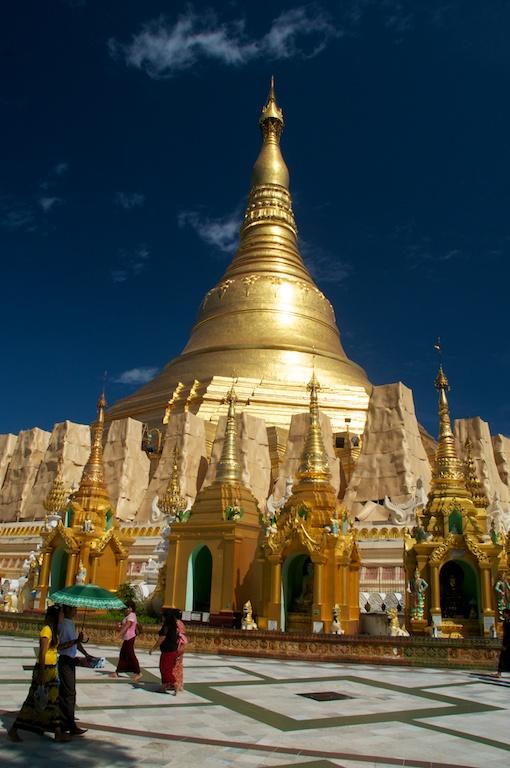 Shwedagon Pagonda