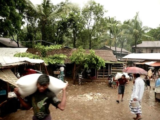 Ruraal Myanmar