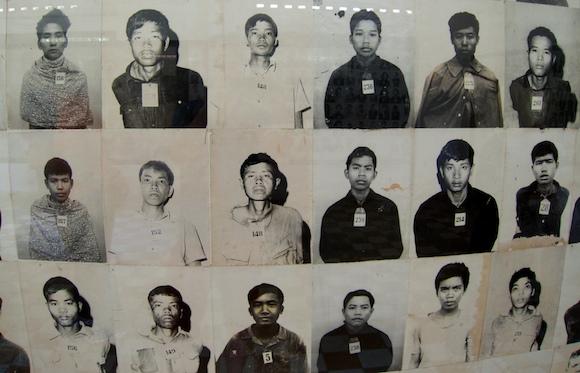 Wie Phnom Penh zegt, zegt ook genocidemuseum