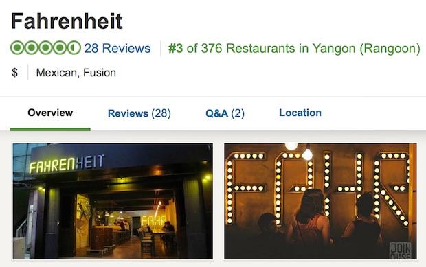 Nummer 3 van 376 restaurants - HELL YEAH!